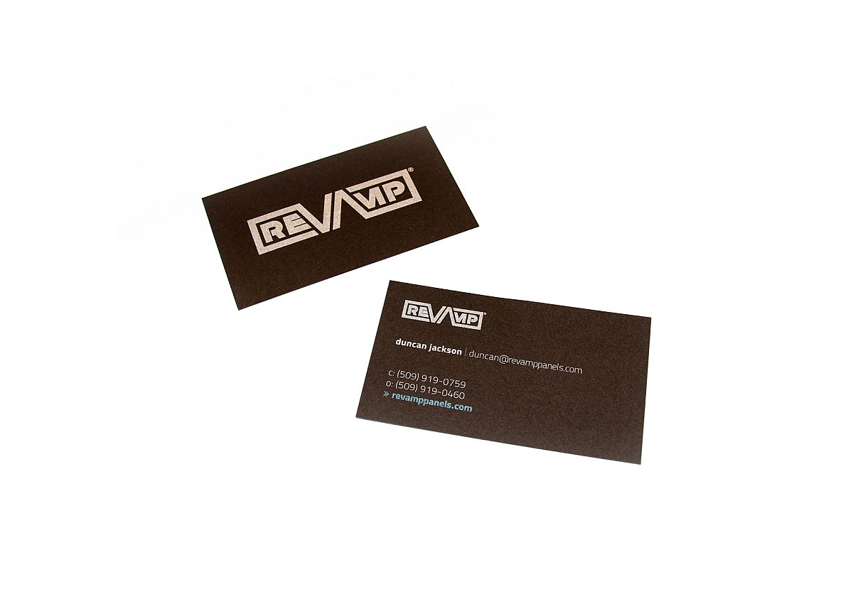 Revamp Business Cards